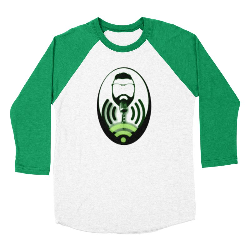 PGNewser Profile Women's Baseball Triblend Longsleeve T-Shirt by PGMercher  - A Pretty Good Merch Shop
