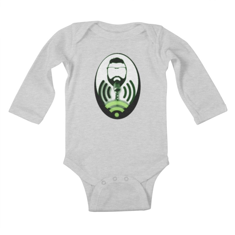 PGNewser Profile Kids Baby Longsleeve Bodysuit by PGMercher  - A Pretty Good Merch Shop