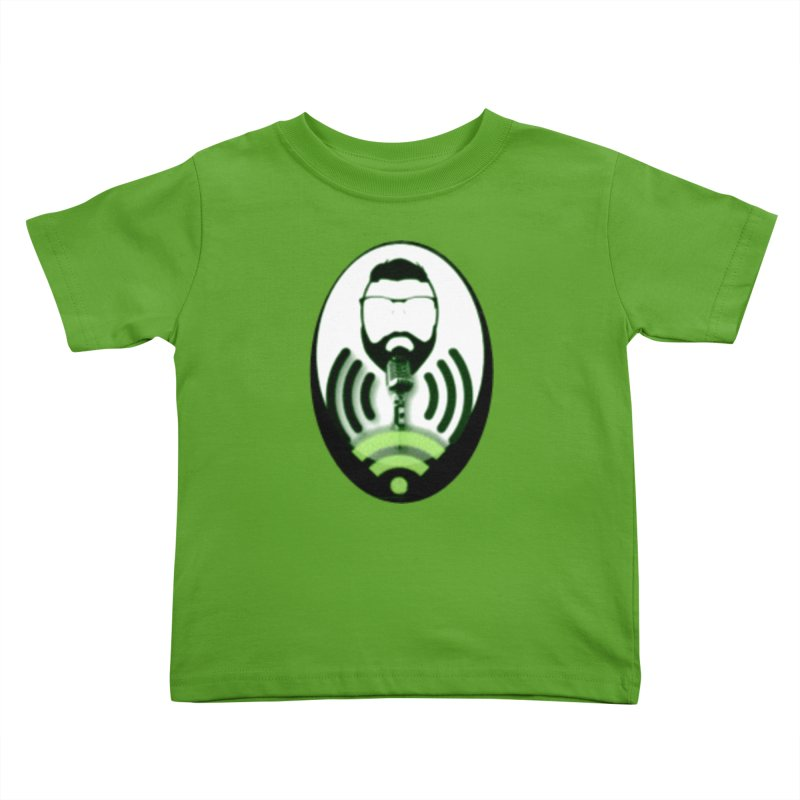 PGNewser Profile Kids Toddler T-Shirt by PGMercher  - A Pretty Good Merch Shop