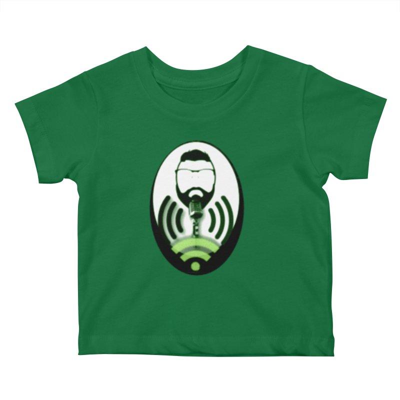 PGNewser Profile Kids Baby T-Shirt by PGMercher  - A Pretty Good Merch Shop