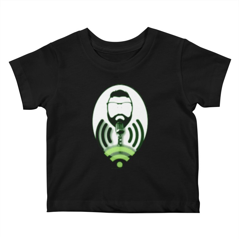 PGNewser Profile Kids Baby T-Shirt by PGMercher  - A Pretty Good Merch Shop