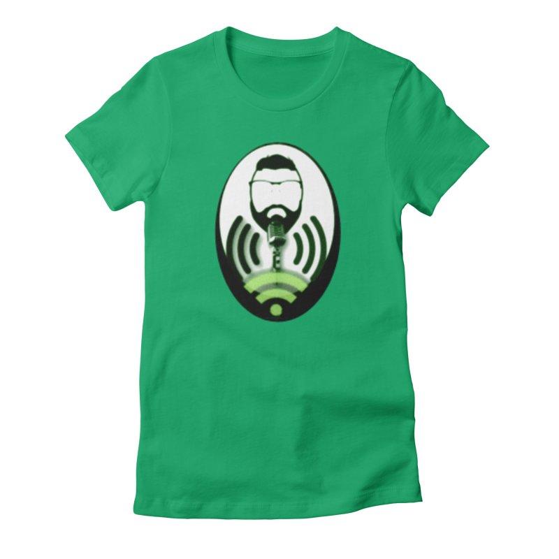 PGNewser Profile Women's T-Shirt by PGMercher  - A Pretty Good Merch Shop