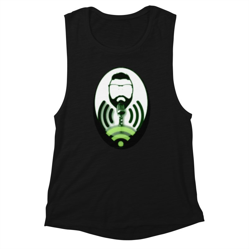 PGNewser Profile Women's Tank by PGMercher  - A Pretty Good Merch Shop