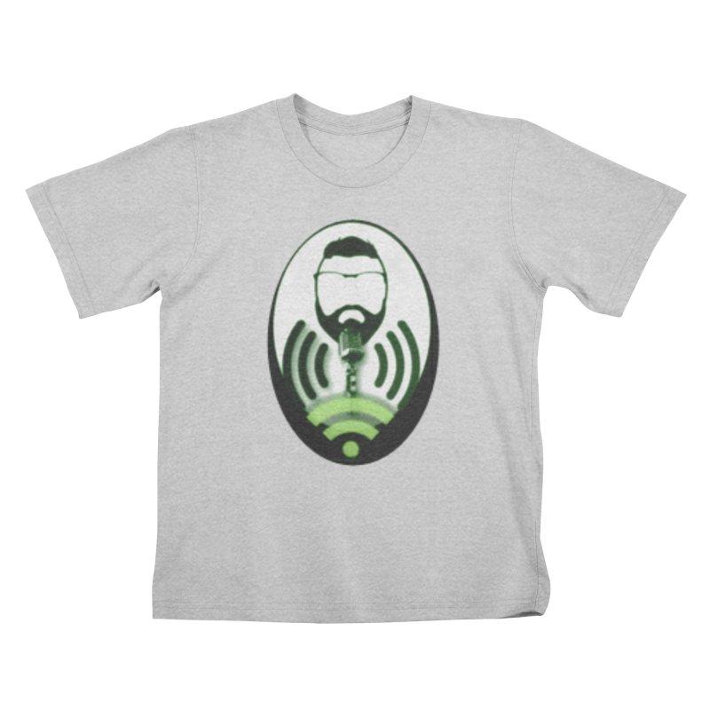 PGNewser Profile Kids T-Shirt by PGMercher  - A Pretty Good Merch Shop