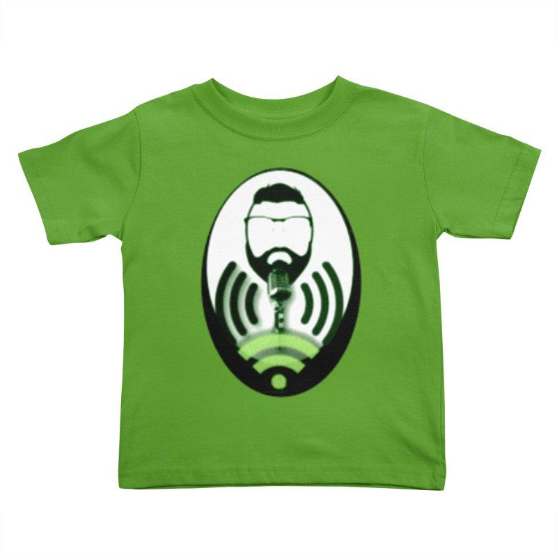 PGNewser Profile Kids Toddler T-Shirt by PGMercher  - A Pretty Good Merch Shop