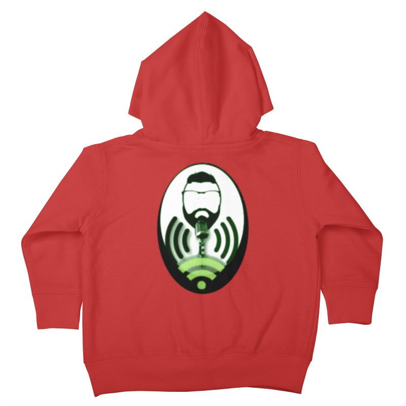 PGNewser Profile Kids Toddler Zip-Up Hoody by PGMercher  - A Pretty Good Merch Shop