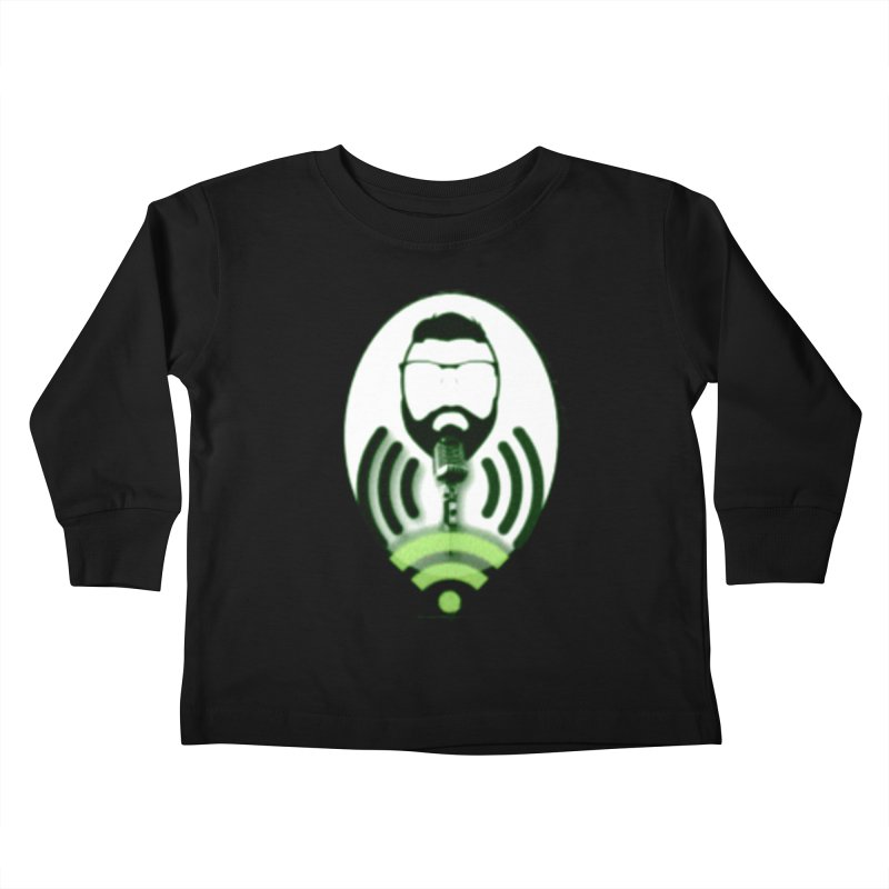 PGNewser Profile Kids Toddler Longsleeve T-Shirt by PGMercher  - A Pretty Good Merch Shop