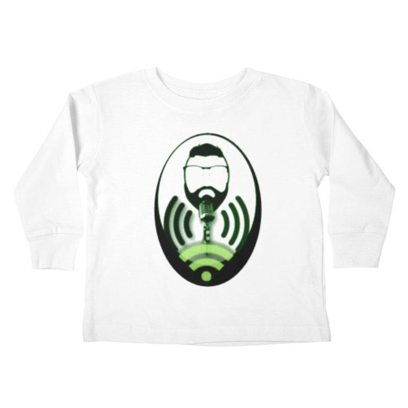 PGNewser Profile Kids Toddler Longsleeve T-Shirt by PGMercher  - A Pretty Good Merch Shop