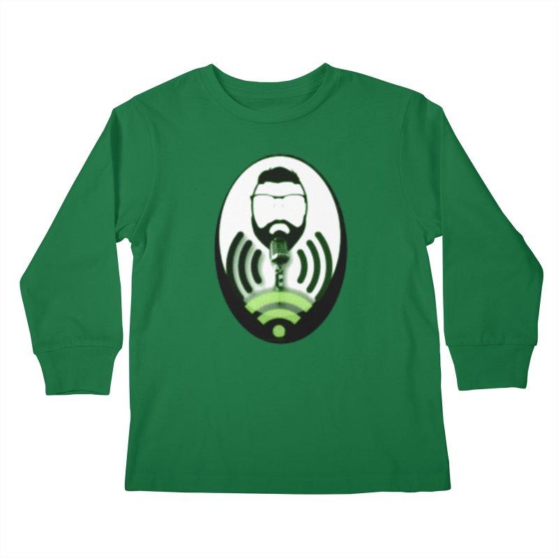 PGNewser Profile Kids Longsleeve T-Shirt by PGMercher  - A Pretty Good Merch Shop