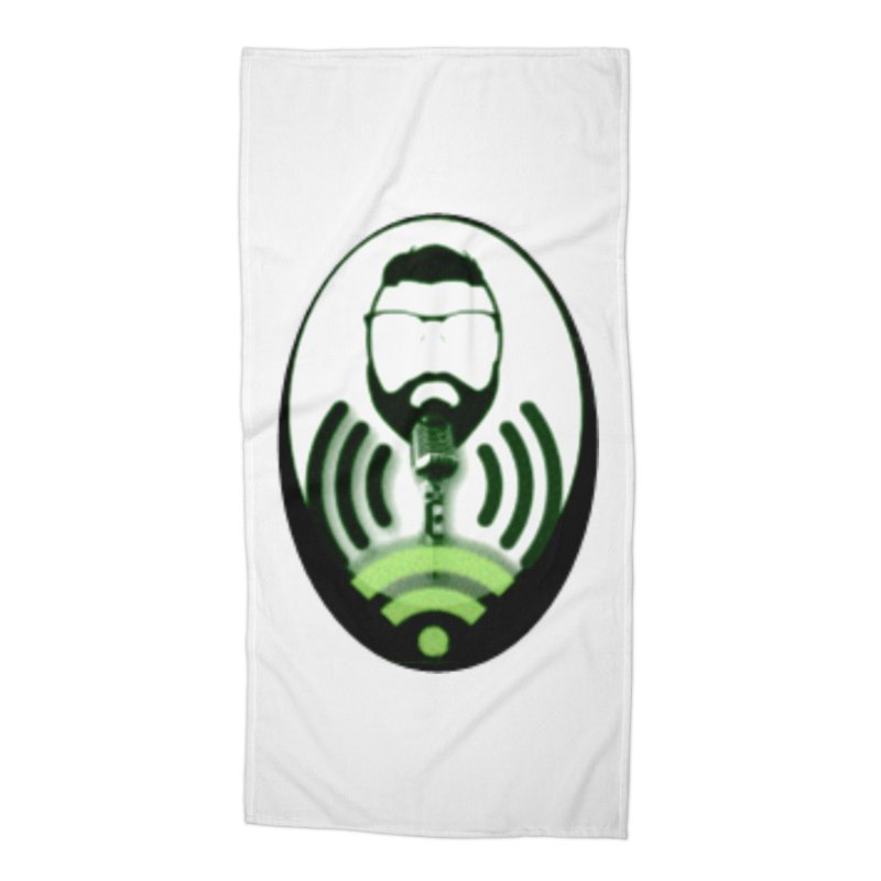 PGNewser Profile Accessories Beach Towel by PGMercher  - A Pretty Good Merch Shop