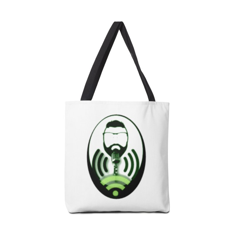 PGNewser Profile Accessories Tote Bag Bag by PGMercher  - A Pretty Good Merch Shop