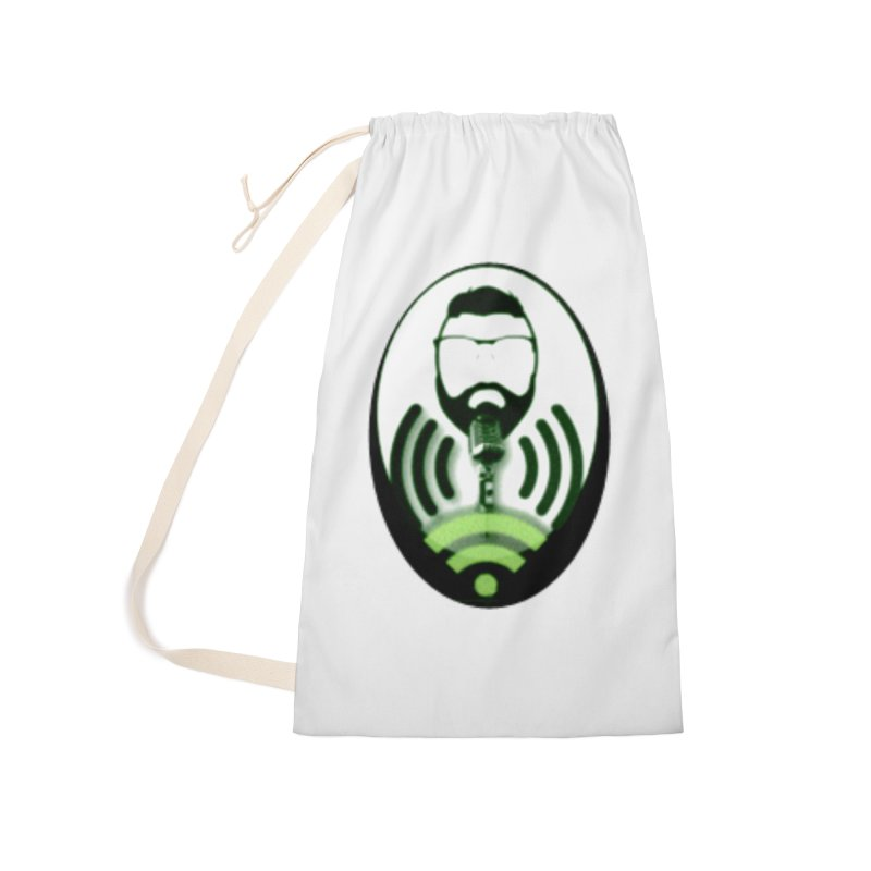 PGNewser Profile Accessories Laundry Bag Bag by PGMercher  - A Pretty Good Merch Shop