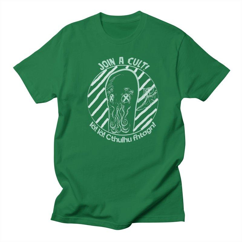 Join A Cult 2019 Green Women's Regular Unisex T-Shirt by pgttcm's Artist Shop