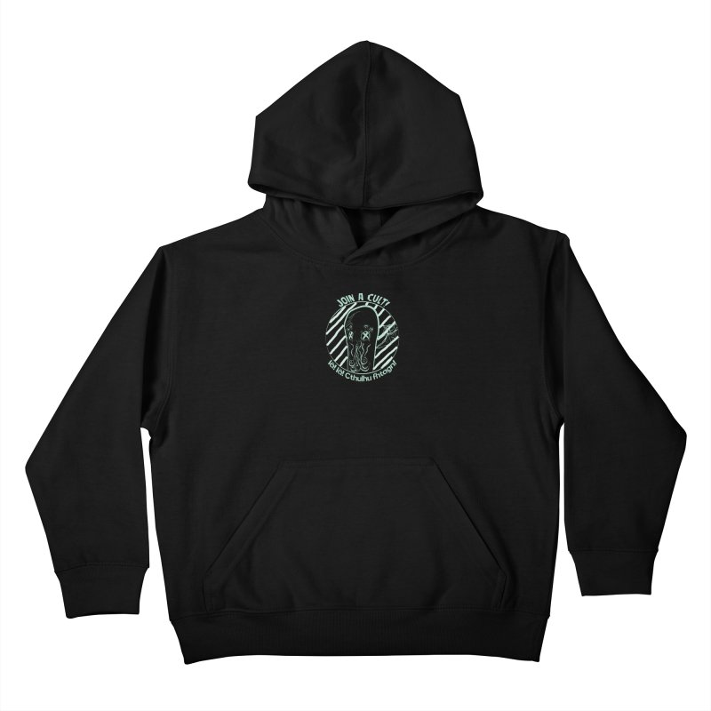 Join A Cult 2019 Green Kids Pullover Hoody by pgttcm's Artist Shop