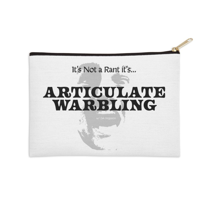 INARIAW 2019 Shirt Accessories Zip Pouch by pgttcm's Artist Shop
