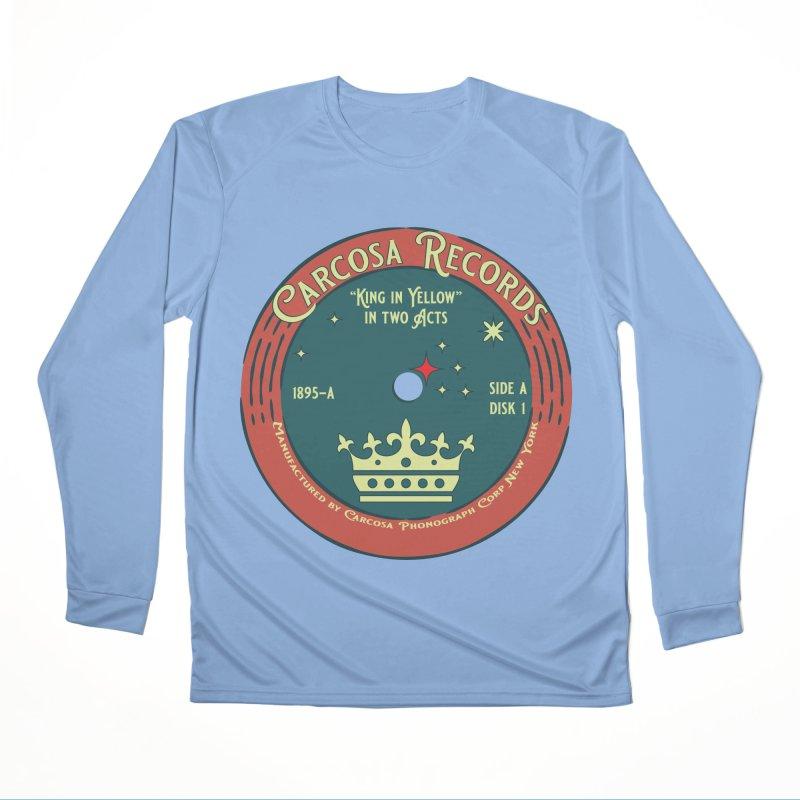 Carcosa Records Men's Longsleeve T-Shirt by pgttcm's Artist Shop