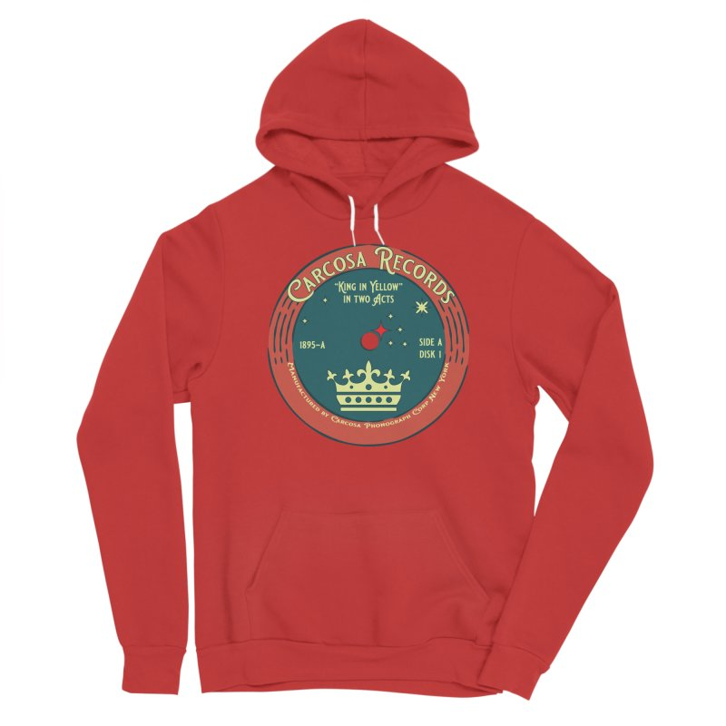 Carcosa Records Men's Pullover Hoody by pgttcm's Artist Shop