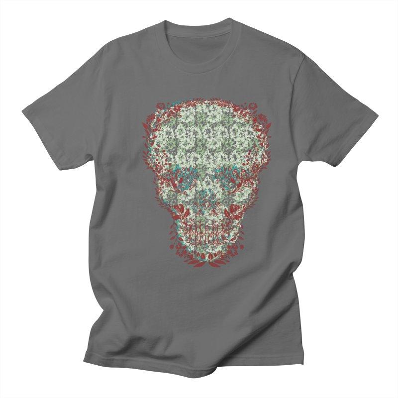 Floral Skull 2020 Men's T-Shirt by pgttcm's Artist Shop