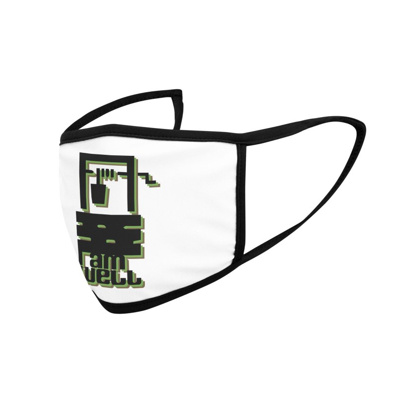 I am Well Accessories Face Mask by pgttcm's Artist Shop