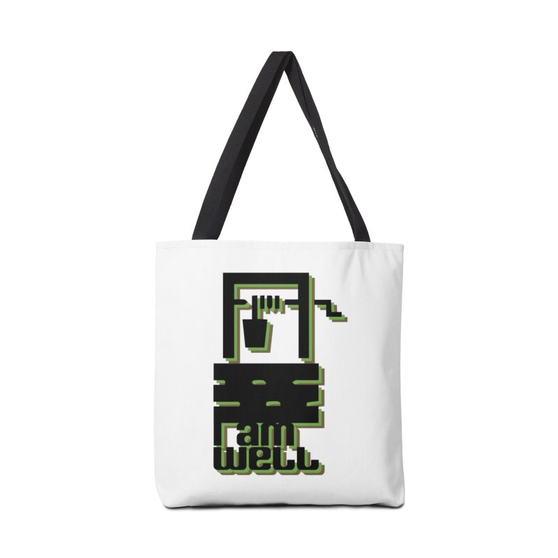 I am Well Accessories Bag by pgttcm's Artist Shop