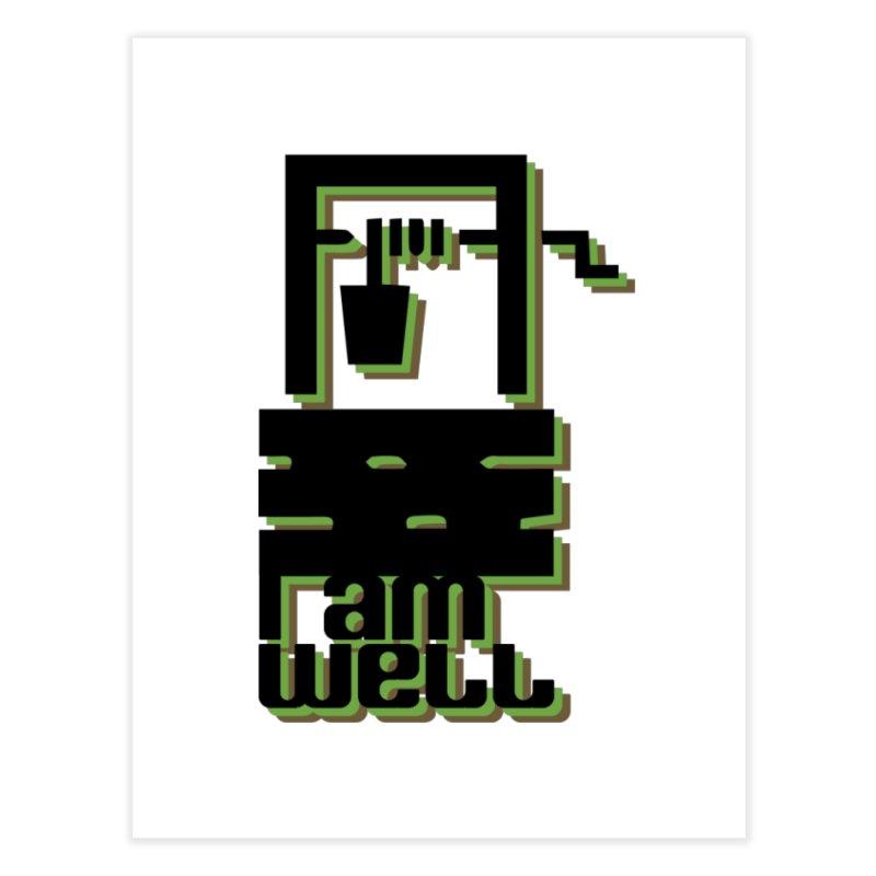 I am Well Home Fine Art Print by pgttcm's Artist Shop