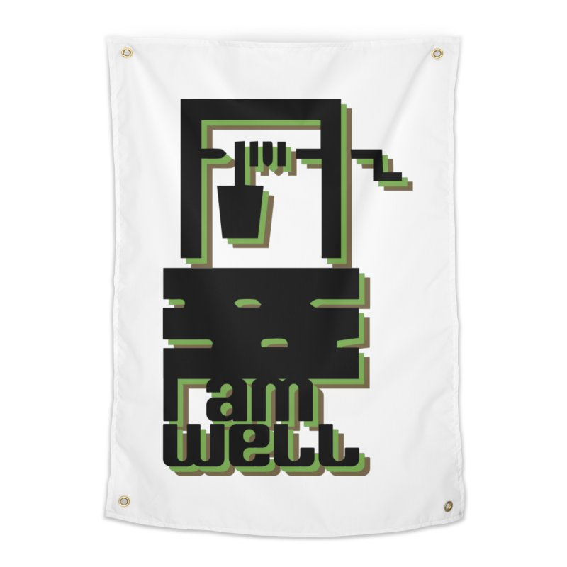 I am Well Home Tapestry by pgttcm's Artist Shop