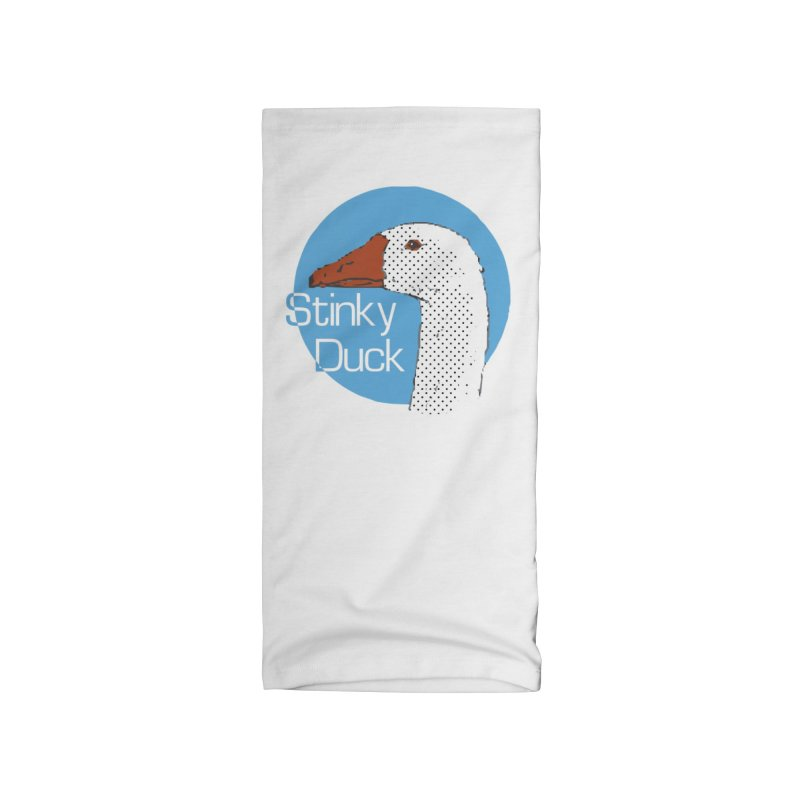 Stinky Duck Accessories Neck Gaiter by pgttcm's Artist Shop