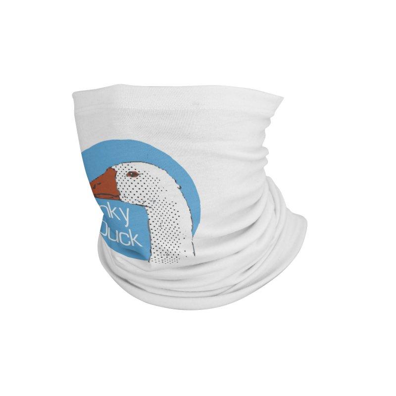 Stinky Duck Accessories Neck Gaiter by pgttcm's Artist Shop