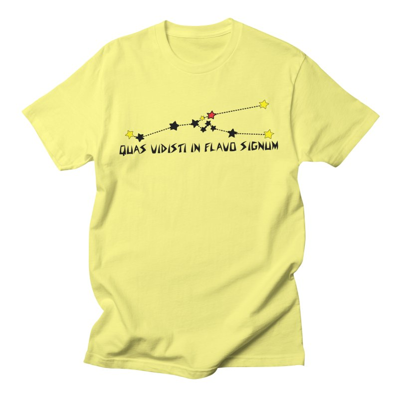 King in Yellow/Aldebaran/Taurus Shirt Men's T-Shirt by pgttcm's Artist Shop