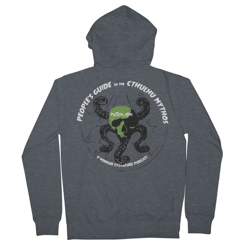 pgttcm 2018 Men's French Terry Zip-Up Hoody by pgttcm's Artist Shop
