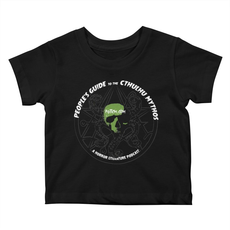 pgttcm 2018 Kids Baby T-Shirt by pgttcm's Artist Shop