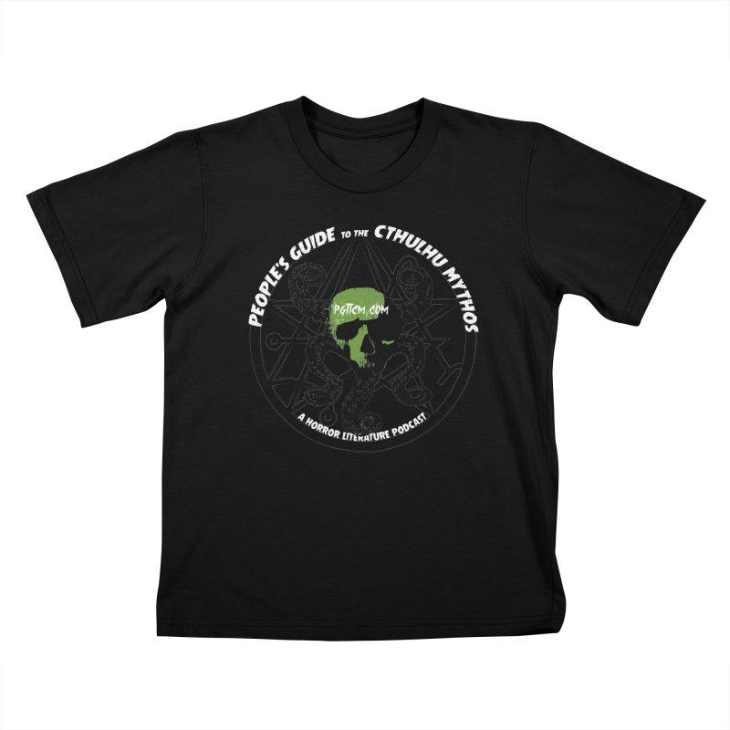pgttcm 2018 Kids T-Shirt by pgttcm's Artist Shop