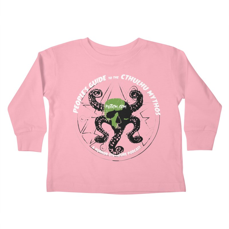 pgttcm 2018 Kids Toddler Longsleeve T-Shirt by pgttcm's Artist Shop