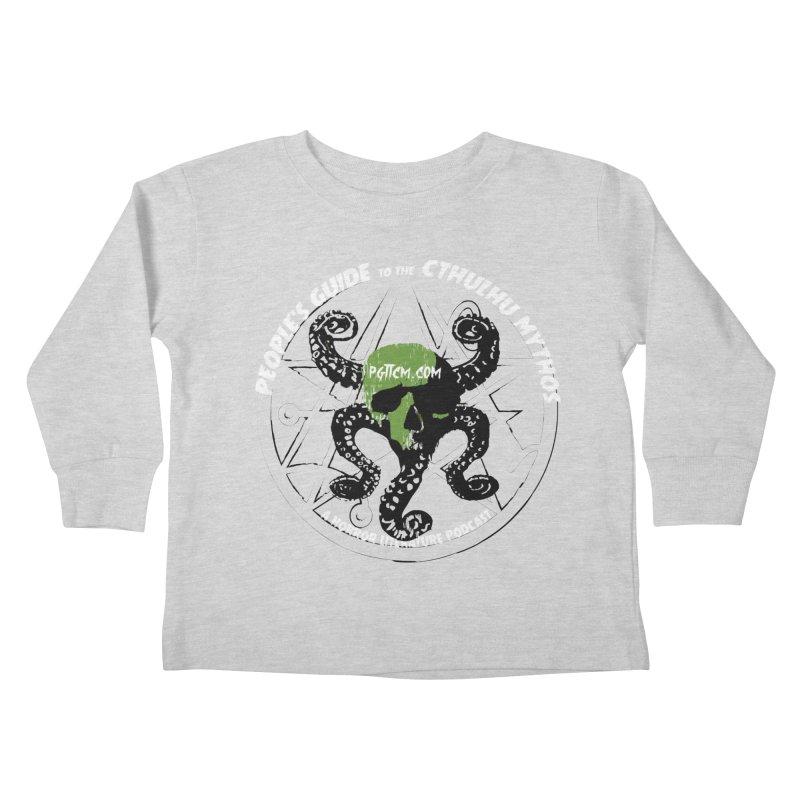 pgttcm 2018 Kids Toddler Longsleeve T-Shirt by pgttcm's Artist Shop