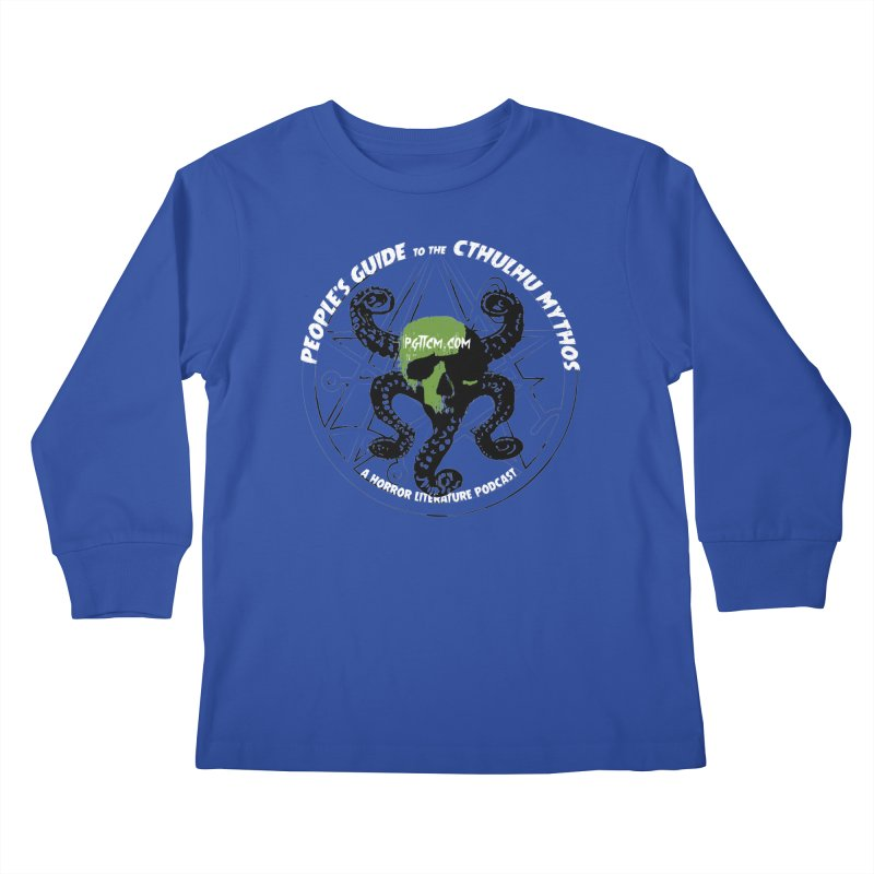 pgttcm 2018 Kids Longsleeve T-Shirt by pgttcm's Artist Shop