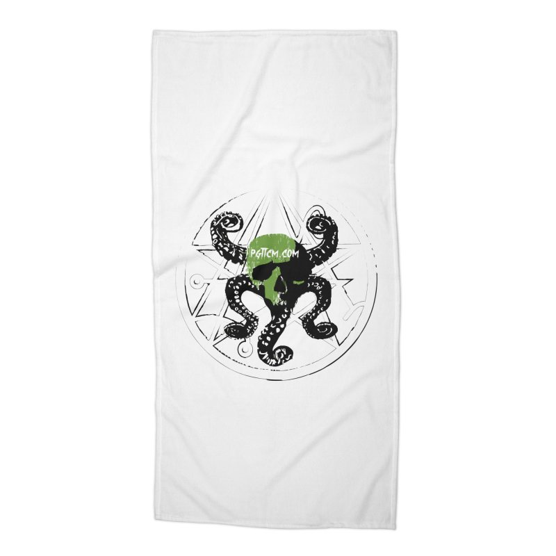 pgttcm 2018 Accessories Beach Towel by pgttcm's Artist Shop