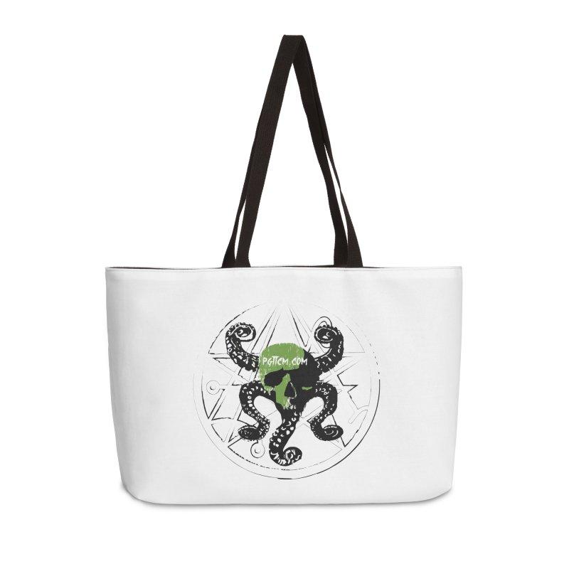 pgttcm 2018 Accessories Weekender Bag Bag by pgttcm's Artist Shop