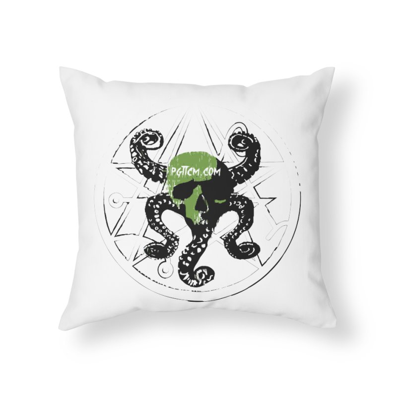 pgttcm 2018 Home Throw Pillow by pgttcm's Artist Shop