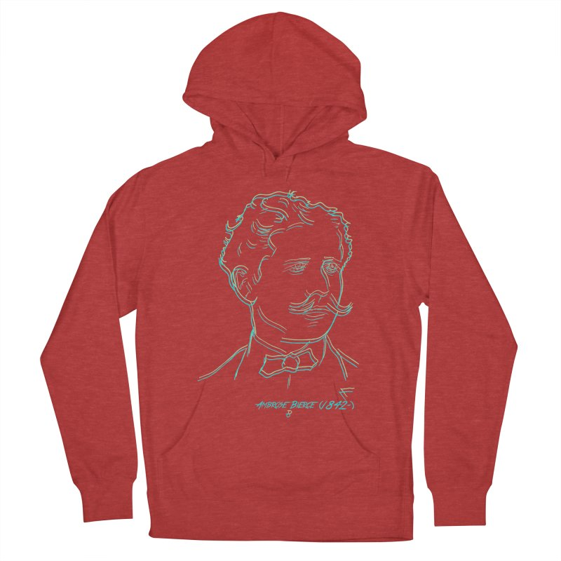 Ambrose B Men's French Terry Pullover Hoody by pgttcm's Artist Shop