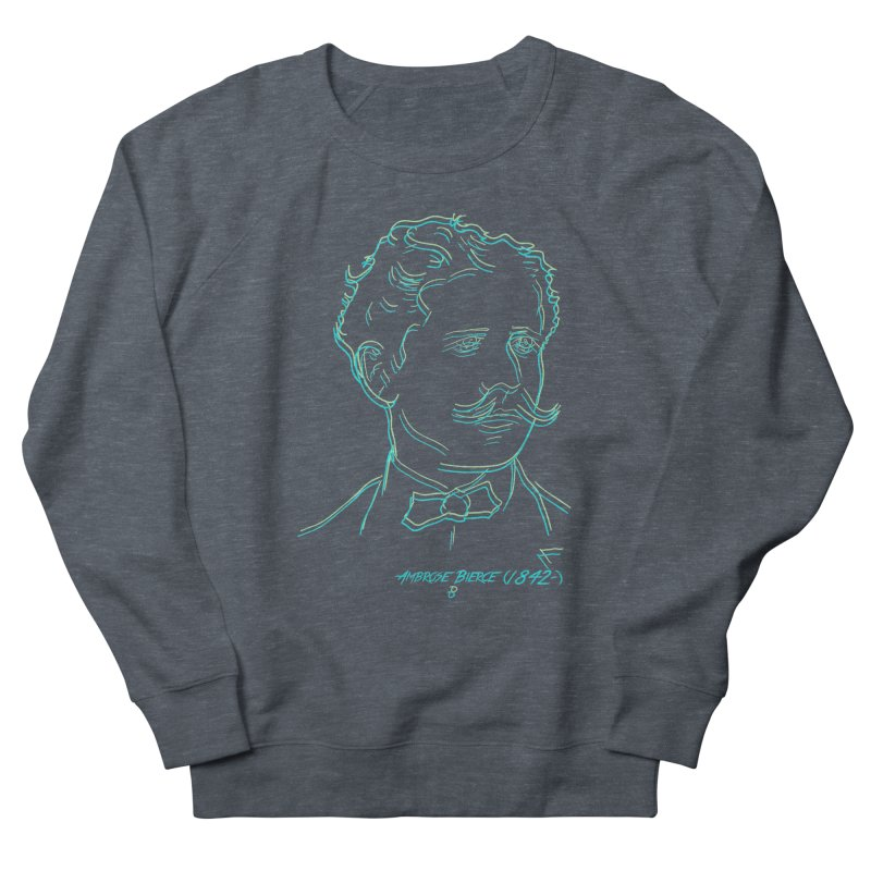 Ambrose B Men's French Terry Sweatshirt by pgttcm's Artist Shop
