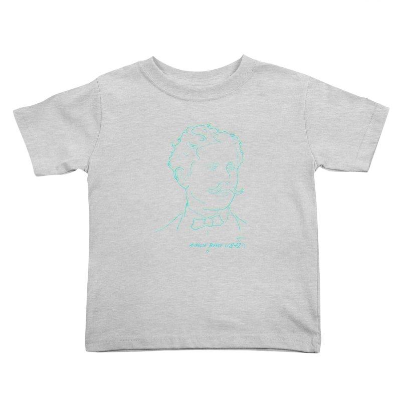 Ambrose B Kids Toddler T-Shirt by pgttcm's Artist Shop