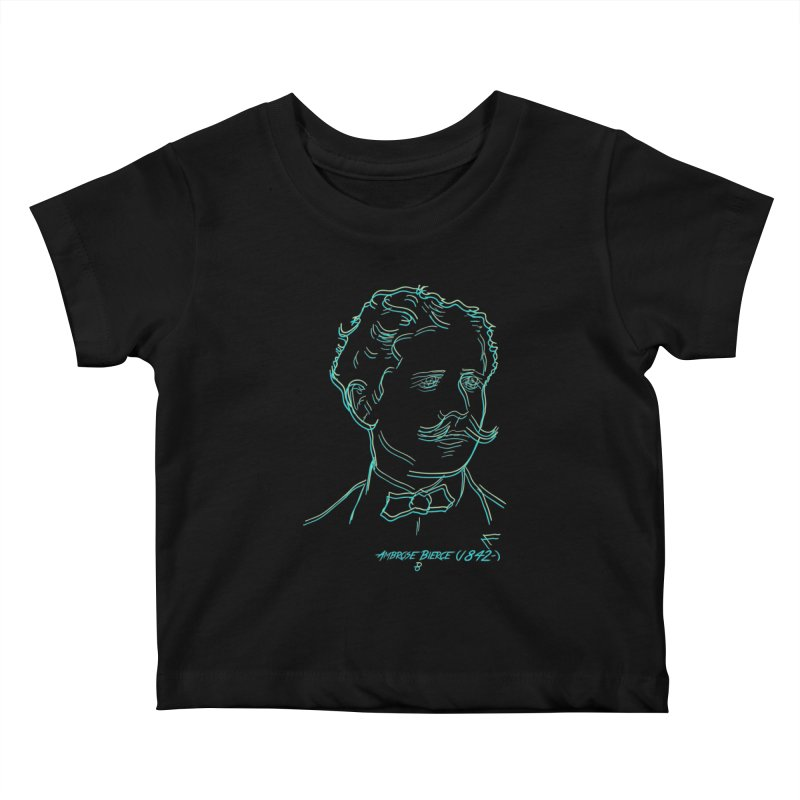 Ambrose B Kids Baby T-Shirt by pgttcm's Artist Shop