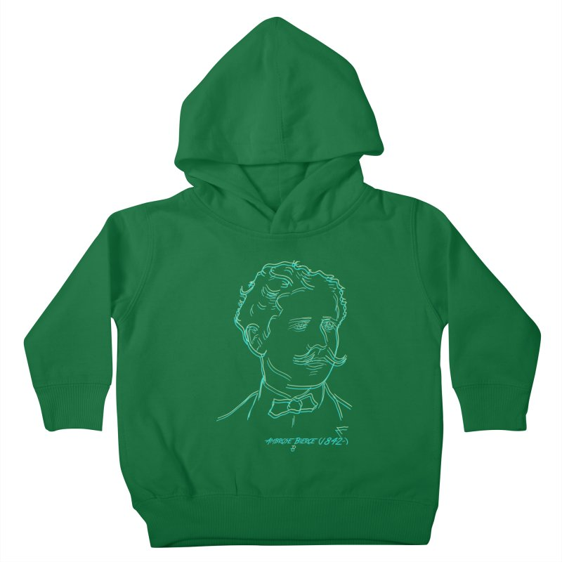 Ambrose B Kids Toddler Pullover Hoody by pgttcm's Artist Shop