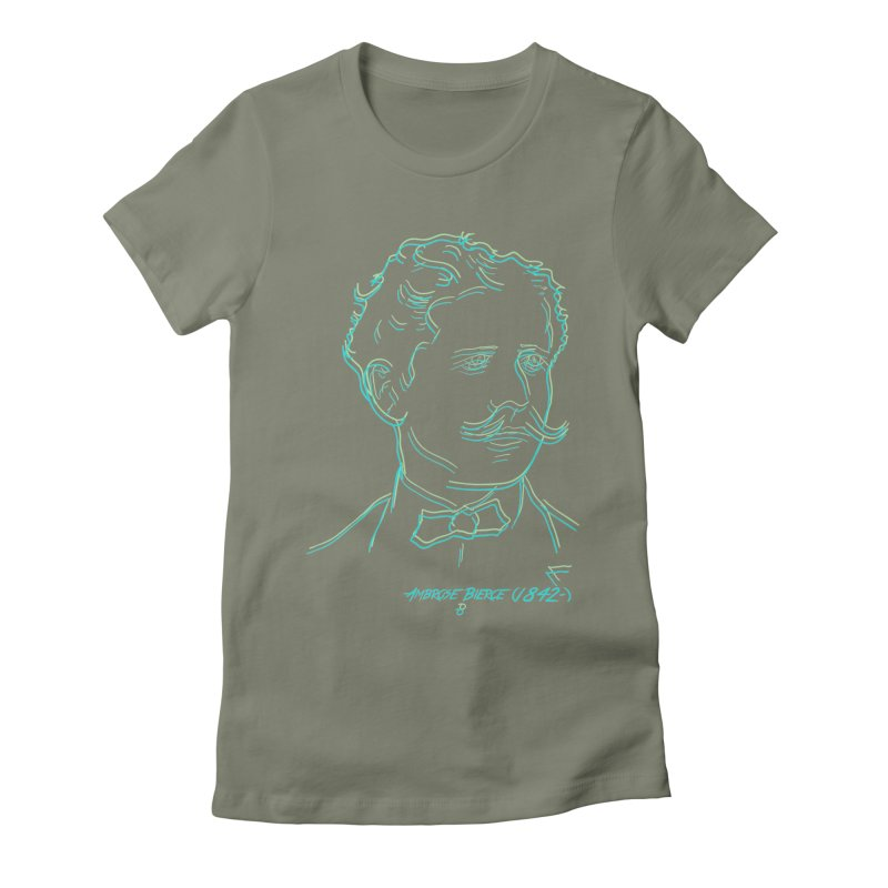 Ambrose B Women's Fitted T-Shirt by pgttcm's Artist Shop