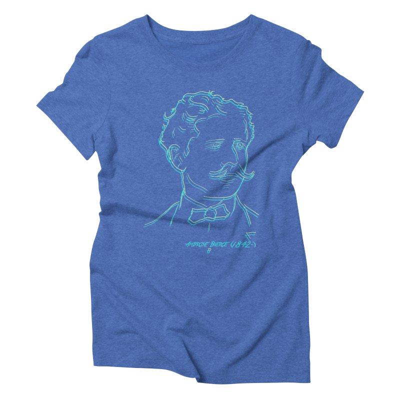 Ambrose B Women's Triblend T-Shirt by pgttcm's Artist Shop
