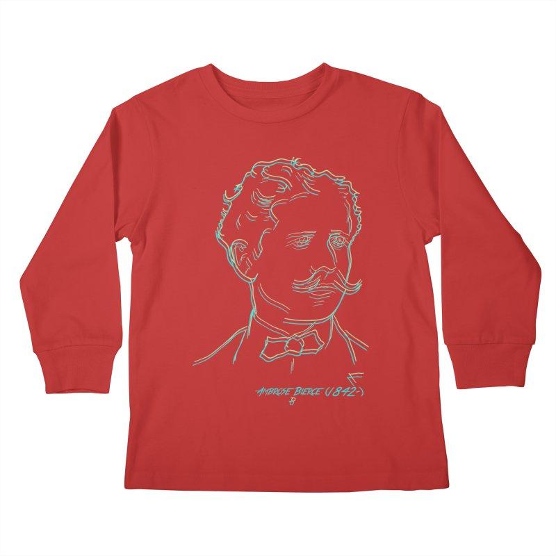 Ambrose B Kids Longsleeve T-Shirt by pgttcm's Artist Shop