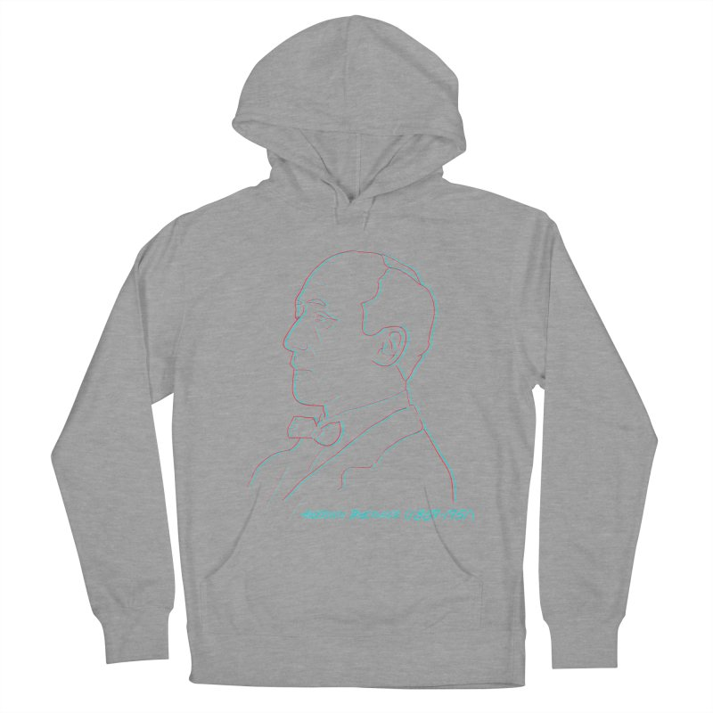 A Blackwood Women's French Terry Pullover Hoody by pgttcm's Artist Shop