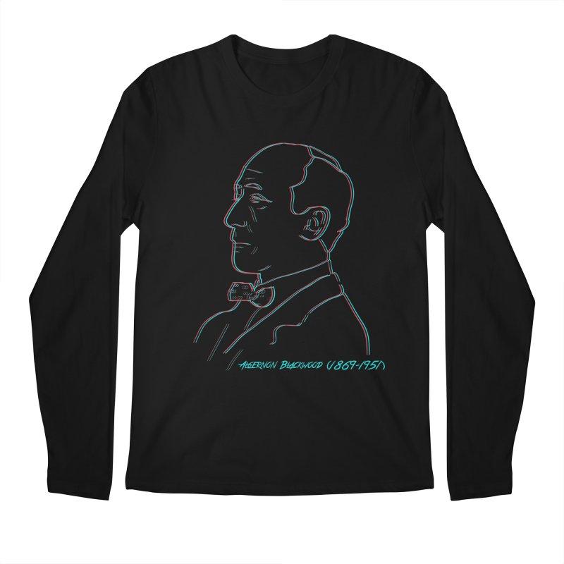 A Blackwood Men's Regular Longsleeve T-Shirt by pgttcm's Artist Shop