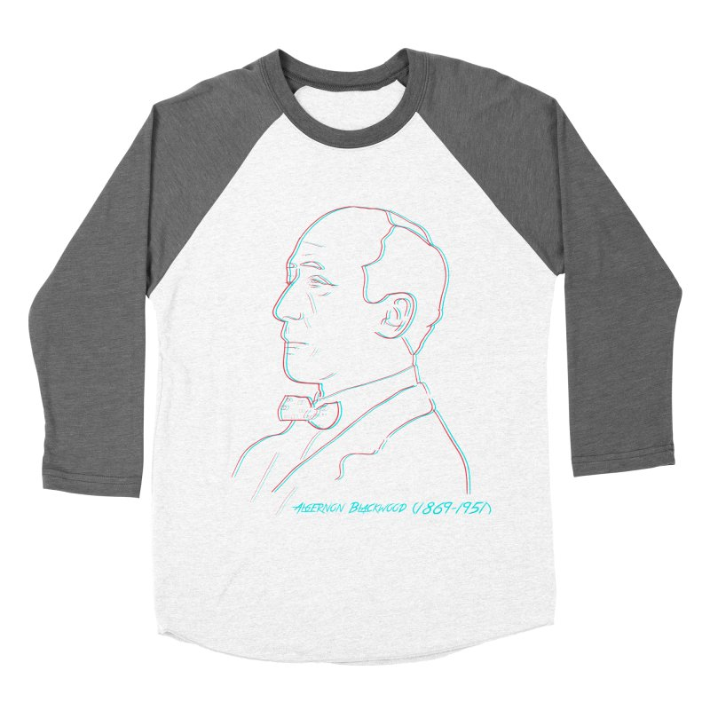A Blackwood Men's Baseball Triblend Longsleeve T-Shirt by pgttcm's Artist Shop
