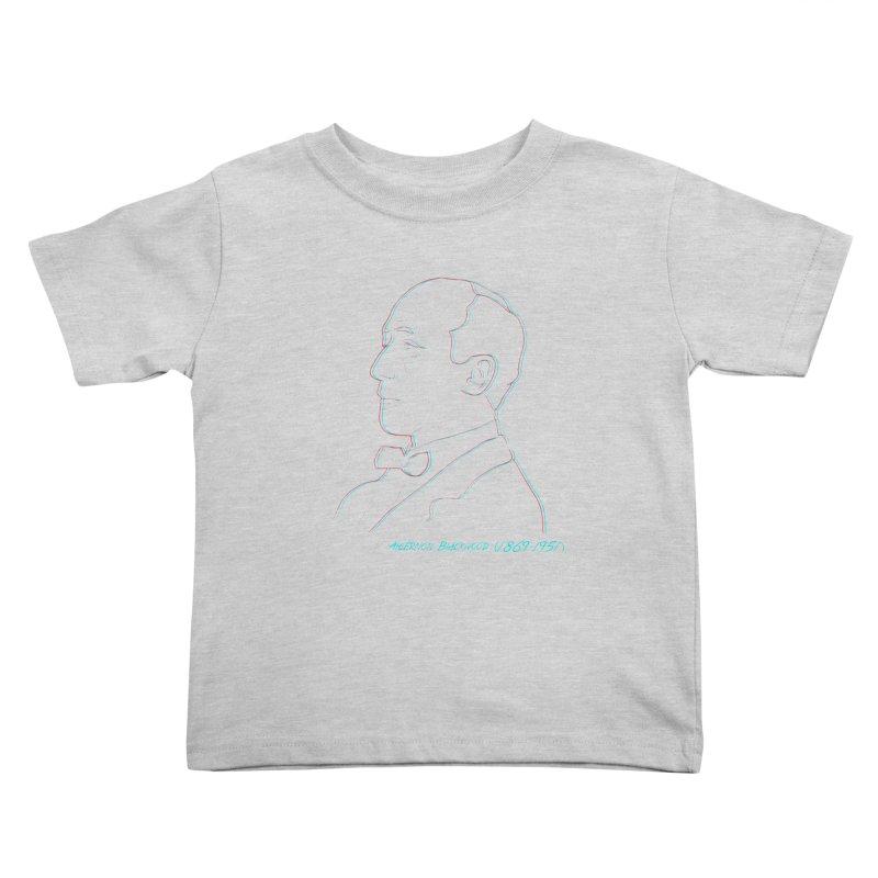 A Blackwood Kids Toddler T-Shirt by pgttcm's Artist Shop